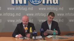 """Conferință de presă cu tema """"Noi circumstanțe în dosarele falsificate contra avocaților Ursachi și Rusanovschi"""""""