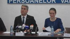 Conferință de presă de lansare a Hărții Serviciilor Sociale Licențiate și ultimele actele normative adoptate de Guvern în domeniul asistenței sociale