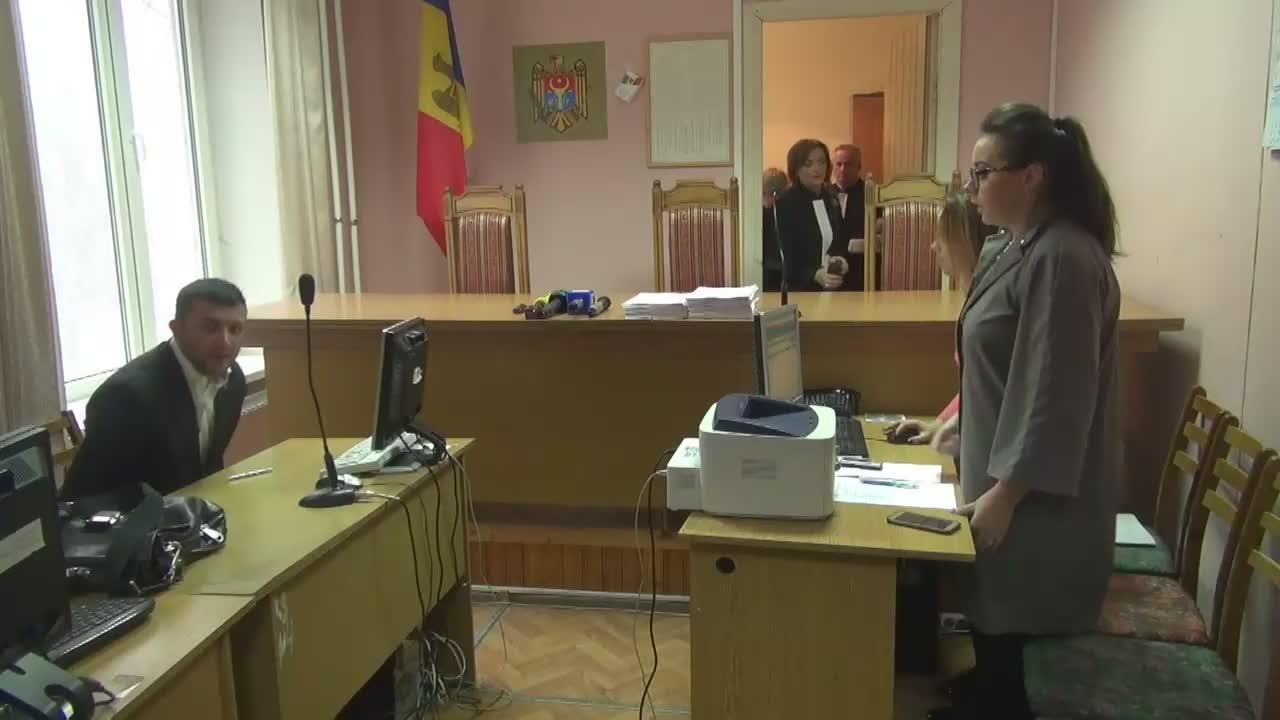 Citirea sentinței motivate a Curții de Apel Chișinău în cazul ex-premierului Vlad Filat