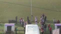 Meciul de Rugby între Timișoara Saracens - Harlequins. Challenge Cup