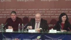 """Conferință de presă organizată de Asociația Micului Business cu tema """"Guvernarea stimulează conflictele cu mediul de afaceri"""""""