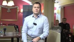 """Pentru prima dată la Chișinău! Denis Matsuev, pianist-virtuoz din Rusia, în vizită la clubul de presă """"Rezonanța socială"""": Cum să devii la 41 de ani un celebru pianist, un soț exemplar și un tată grijuliu; despre o baie rusească, Siberia și Baikal; precum și... despre cele mai mari enigme în lumea muzicii clasice"""
