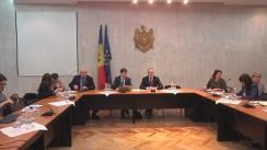 """Ședința de lucru în vederea identificării acțiunilor de revizuire a Strategiei de dezvoltare a societății civile pentru anii 2012-2015. Prima ședință a subgrupului I """"Consolidarea cadrului de participare a societății civile la elaborarea și monitorizarea implementării politicilor publice"""""""