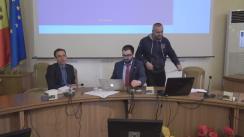 Conferință de presă organizată de Rețeaua Civică Urbană, Centrul de Informare pentru Autoritățile Locale și consilierii municipali PPEM cu ocazia lansării proiectului privind introducerea bugetării participative (civile) în municipiul Chișinău