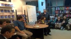 """Lansarea cărții  """"Destinația turistică"""" de scriitorul portughez Rui Zink"""