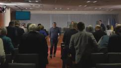 Comandamentul de iarnă convocat la Primăria municipiului București din 12 decembrie 2016