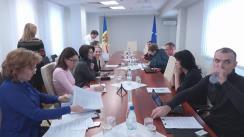 """Ședința de lucru în vederea identificării acțiunilor de revizuire a Strategiei de dezvoltare a societății civile pentru anii 2012-2015. Ședința subgrupului II """"Promovarea și consolidarea durabilității financiare a societății civile''"""