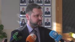 Briefing organizat de CNA vizavi de operațiunea de astăzi de la postul vamal Sculeni și biroul vamal Ungheni