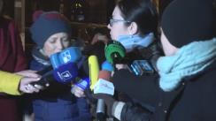 Declarațiile președintelui CEC, Alina Russu, după hotărârea Curții Constituționale a Republicii Moldova privind validarea scrutinului prezidențial
