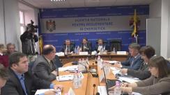 """Ședința ANRE de examinare a proiectului de aprobare a prețului reglementat pentru producerea energiei electrice de către SA """"Termoelectrica"""""""