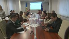 Ședința grupului de lucru-II CNP-2016