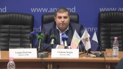 """Declarațiile lui Sergiu Ciobanu după ședința ANRE de examinare a proiectului de aprobare a prețului reglementat pentru producerea energiei electrice de către SA """"Termoelectrica"""""""