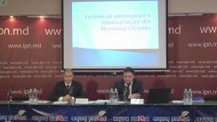 """Conferință de presă susținută de Sergiu Tofilat și Ianuș Cușnir cu tema """"Reabilitarea termică a blocurilor din capitală: intenția bună riscă să eșueze"""""""