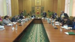 Ședința Comisiei naționale pentru consultări și negocieri colective din 22 decembrie 2016