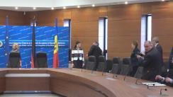 Semnarea Înțelegerii între Guvernul Republicii Federale Germania și Guvernul Republicii Moldova privind cooperarea tehnică
