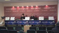 """Conferință de presă cu tema """"Șantajul și fărădelegile în adresa familiei Gasparean-Davitian se întețesc"""""""