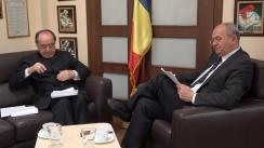 """""""Masoneria - un ideal în viața mea"""", interviu cu Suveranul Mare Comandor Mare Maestru General (r) Bartolomeu Constantin Săvoiu"""