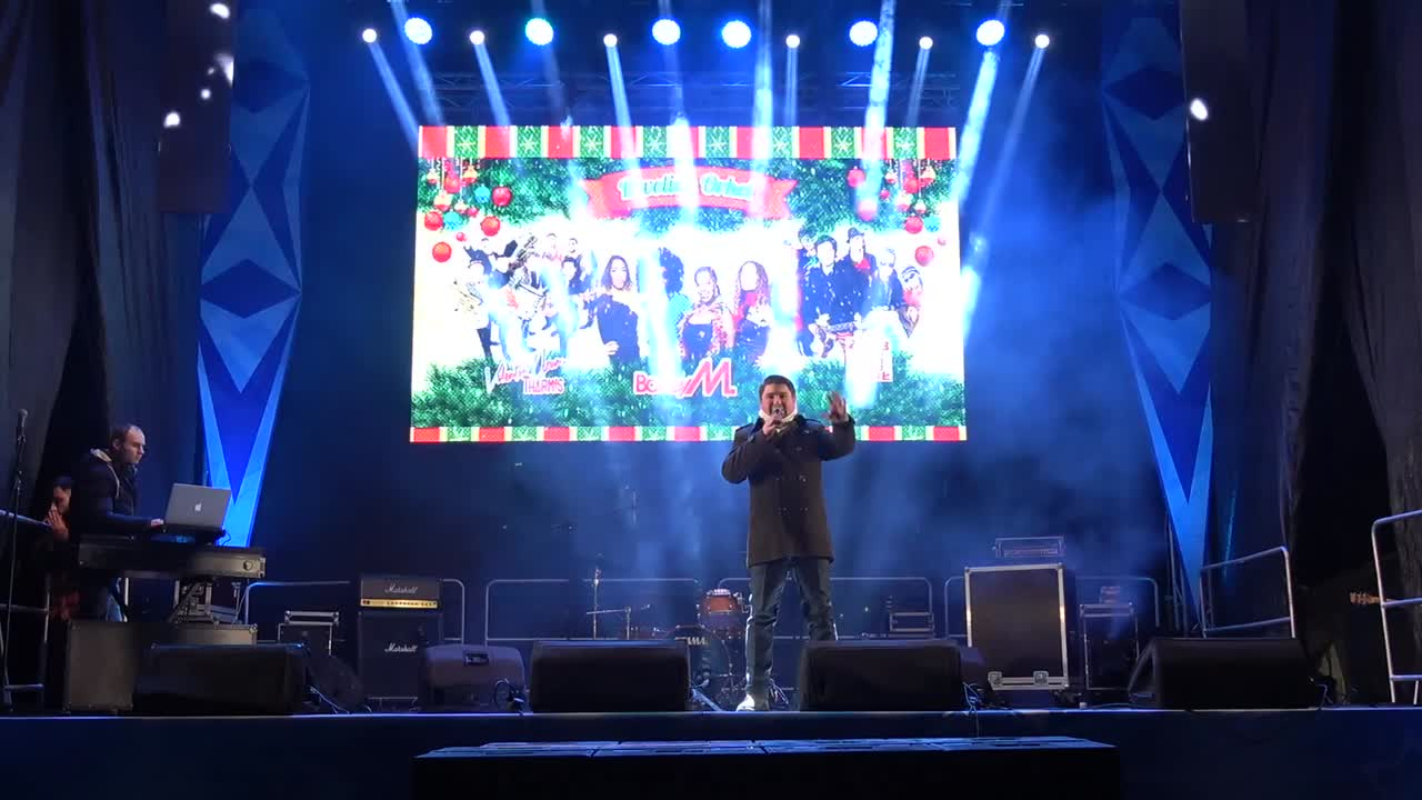 Concert grandios de Revelion la Orhei