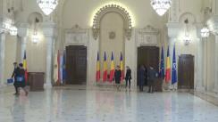 Depunerea jurământului a Cabinetului de Miniștri condus de către Sorin Grindeanu