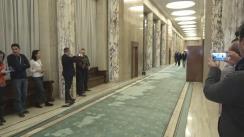 Ședința Guvernului României din 4 ianuarie 2017. Prima ședință a Cabinetului de Miniștri condus de către Sorin Grindeanu