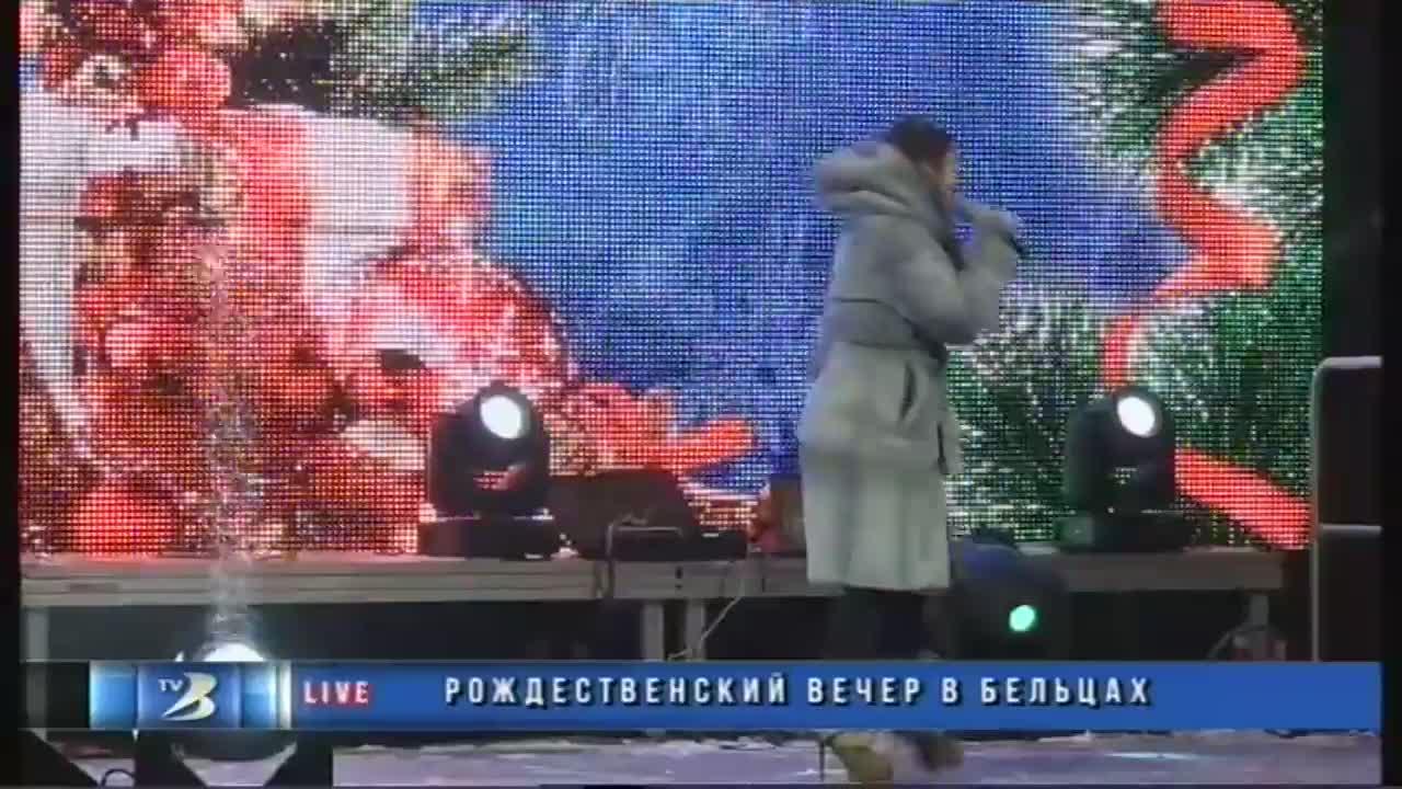 Concert de Crăciun în municipiul Bălți