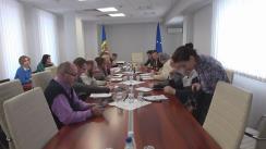 """Ședința de lucru în vederea identificării acțiunilor de revizuire a Strategiei de dezvoltare a societății civile pentru anii 2012-2015. Ședința subgrupului II """"Crearea mecanismelor pentru susținerea OSC de către stat''"""