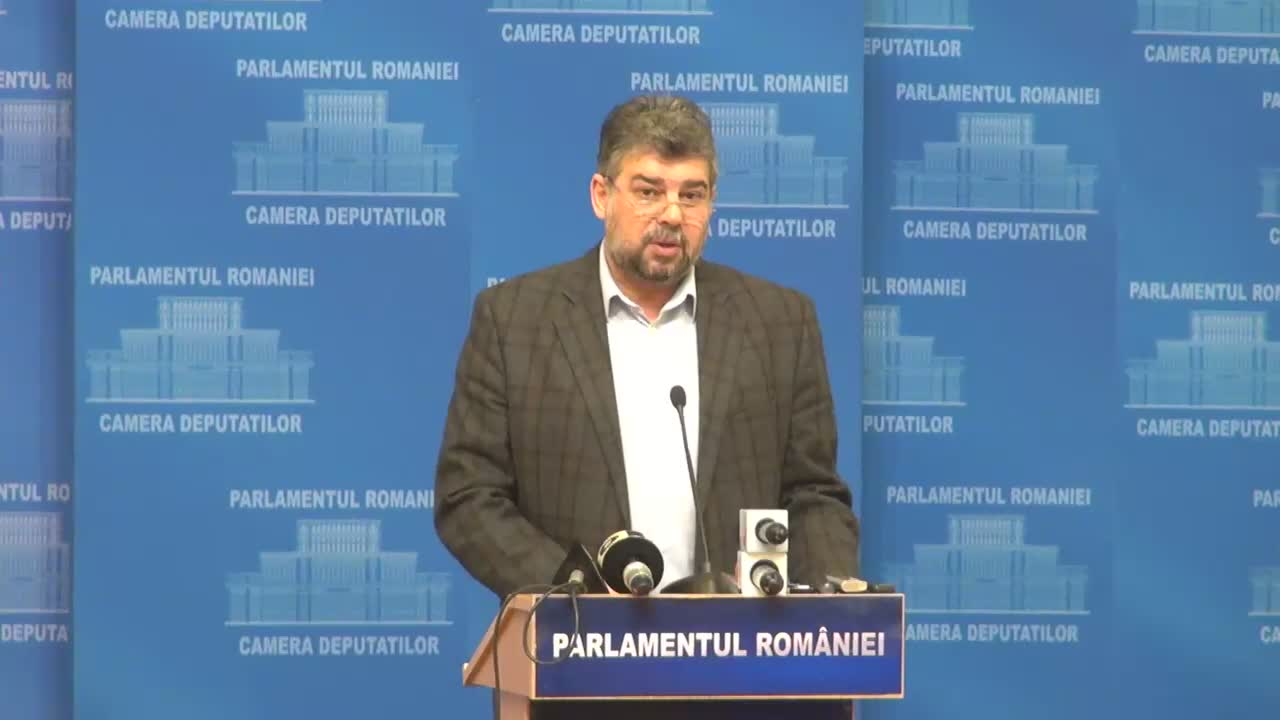 Declarații de presă după ședința Birourilor permanente reunite ale Senatului și Camerei Deputaților