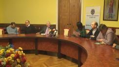 Conferință de presă cu ocazia prezentării Programului de manifestări consacrate Zilei Naționale a Culturii