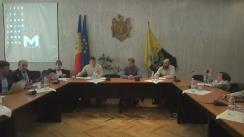 """Ședința de lucru în vederea identificării acțiunilor de revizuire a Strategiei de dezvoltare a societății civile pentru anii 2012-2015. Ședința subgrupului I """"Codul etic"""""""