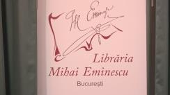 """Dezbatere pe tema """"Activitatea aproape necunoscută de pedagog și revizor școlar a lui Mihai Eminescu"""""""