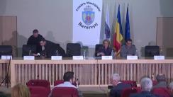 Comandamentul de iarnă convocat de către Primarul General al municipiului București, Gabriela Firea