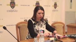 Declarațiile Veronicăi Herța după Ședința Primăriei din 16 ianuarie 2017
