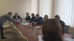 Prima ședință a comisiei speciale pentru eficientizarea cadrului legislativ privind alimentația copiilor în instituțiile preșcolare și de învățământ