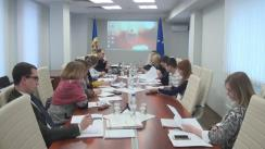 """Ședința de lucru în vederea identificării acțiunilor de revizuire a Strategiei de dezvoltare a societății civile pentru anii 2012-2015. Ședința subgrupului II """"Promovarea și consolidarea durabilității financiare a societății civile"""""""