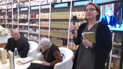 """Evenimentul """"Petru Creția - 90 de ani de la naștere, luminile și umbrele sufletului. Gabriel Liiceanu în dialog cu Francisca Băltăceanu"""""""