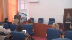 """Seminarul """"Rolul mentoratului în dezvoltarea tinerei generații și sustenabilitatea economico-socială"""""""