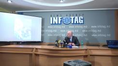 """Conferință de presă susținută de avocații antreprenorului Veaceslav Platon, Eduard Rudenco și Ana Ursachi, cu tema """"Justiția moldovenească luptă cu adevărul sau de ce se teme Plahotniuc. Noi detalii referitor la cazul Platon"""""""