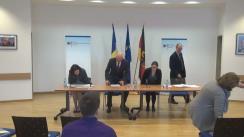 Conferință de presă privind începerea mandatului noului ambasador al Germaniei, Cord Meier-Klodt
