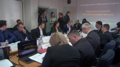 Ședința ANRE de examinare a proiectului Regulantentului privind furnizarea energiei termice