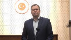 """Excelența Sa, Hulusi Kilic, noul ambasador al Turciei la Chișinău, în vizită la Clubul de presă """"Rezonanța socială"""": """"Cu ce mesaj va sosi în Moldova Președintele Erdogan: va fi mai multă politică sau va prepondera economia; despre euroscepticismul Președintelui Dodon; la ce să te aștepți de la Donald Trump; și punctul de vedere al celor de la Ankara referitor la viitoarele alegeri din Germania și Franța?"""""""