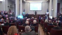"Sesiunea omagială ""Mircea Malița la 90 ani"""