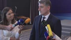 Declarațiile Procurorului General, Eduard Harunjen, în timpul conferinței cu ocazia aniversării a 25 de ani de la crearea Procuraturii Republicii Moldova