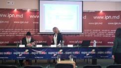"""Conferință de presă cu tema """"Lansarea Radioului Rom în Republica Moldova"""""""