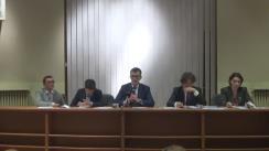 Dezbatere organizată de Ministerul Sănătății