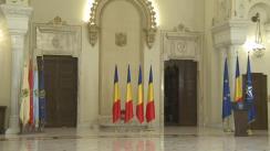 Primirea noilor absolvenți ai Institutului Național al Magistraturii de către Președintele României, Klaus Iohannis