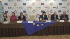 Ceremonia solemnă de semnare a granturilor acordate de Uniunea Europeană în cadrul Programului de Cooperare Teritorială Republica Moldova - Ucraina
