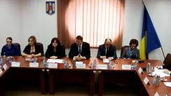 Președintele Klaus Iohannis participă la ședința CSM