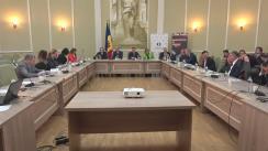Lansarea Proiectului Guvernului Republicii Moldova privind implementarea medierii comerciale în cadrul sistemului judecătoresc și sectorului privat