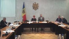 Audieri publice asupra proiectului de lege pentru completarea Codului de procedură civilă