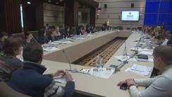 Ședința de lucru în vederea identificării acțiunilor de revizuire a Strategiei de dezvoltare a societății civile pentru anii 2012-2015. Ședința subgrupurilor I, II și III